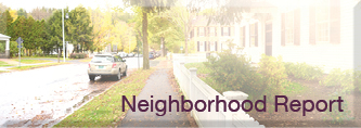 Neighbourhood Report